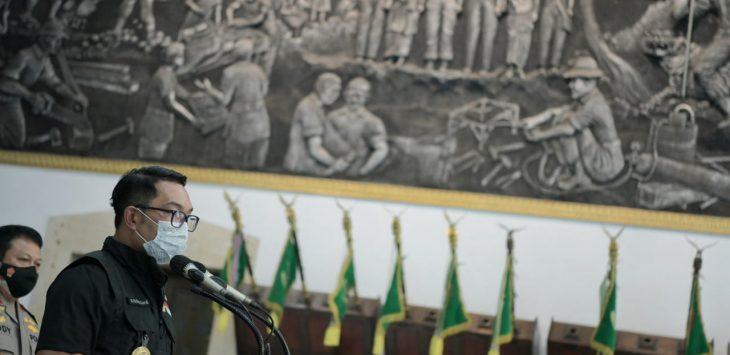 Gubernur Jawa Barat, Ridwan Kamil./Foto: Istimewa