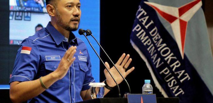 Ketum Partai Demokrat Agus Harimurti Yudhoyono. ist