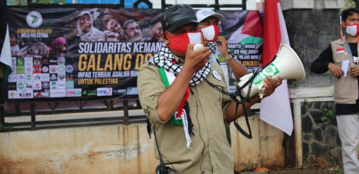Ketua FAIS Karawang, Sunarto./Foto: Ega