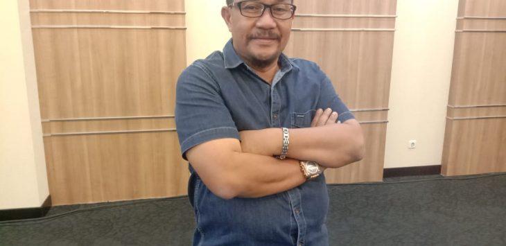Rahmat Sulaeman, Ketua MKGR Jabar. Foto/Arif