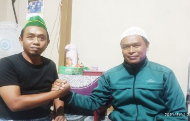 Sunarto dan Irwan Taufik