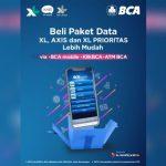 XL BCA Kerja Sama Bikin