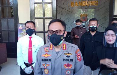 Kapolrestabes Bandung, Kombes Ulung Sampurna Jaya