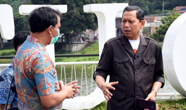 Anggota DPRD Provinsi Jawa Barat Daddy Rohanady.