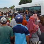 Bantuan sembako Presiden Jokowi di Cirebon