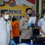 Polisi Tangkap Pemalsu Kartu Vaksin dan Surat Tes Covid di Cikarang