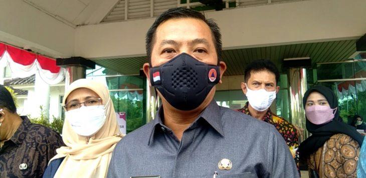 Wakil Bupati Karawang, Aep Syaepuloh. (ega/pojokjabar)