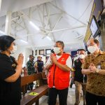 Vaksinasi Covid-19 di Bandung