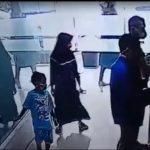 Sindikat pembobol terekam CCTV di Grage Mall