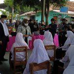 Vaksinasi Covid-19 di Bogor