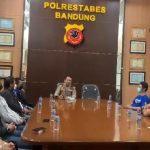 Polrestabes Bandung Gelar Pertemuan