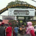 Imbas Ungkapan SARA Oknum Anggota Ormas Viral, Jawara Bekasi Serbu Mapolres
