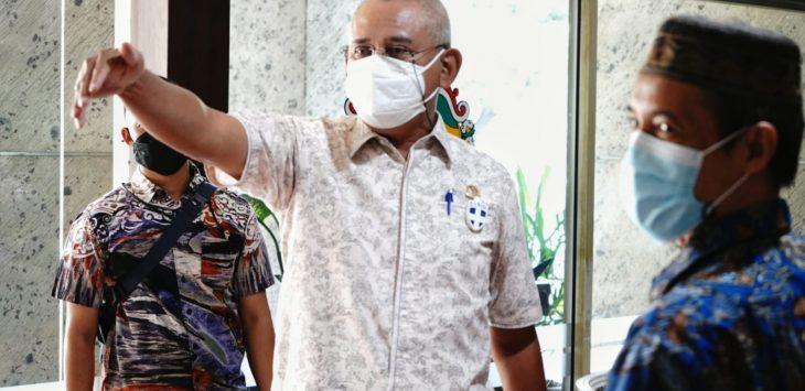 DPRD Provinsi Jawa Barat kunjungi DPRD Provinsi Jawa Tengah dan Bappeda Provinsi Jawa Tengah
