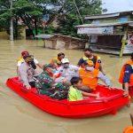 kabupaten bekasi rawan banjir